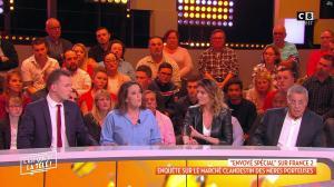Caroline Ithurbide dans c'est Que de la Télé - 04/02/19 - 06