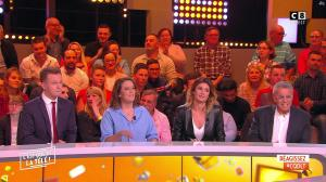 Caroline Ithurbide dans c'est Que de la Télé - 04/02/19 - 08