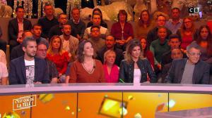 Caroline Ithurbide dans c'est Que de la Télé - 04/12/18 - 01