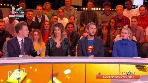 Caroline Ithurbide dans c'est Que de la Télé - 07/03/19 - 03