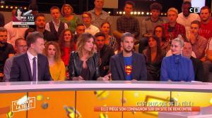 Caroline Ithurbide dans c'est Que de la Télé - 07/03/19 - 05