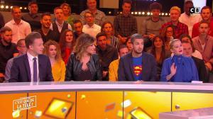 Caroline Ithurbide dans c'est Que de la Télé - 10/01/19 - 02