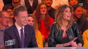 Caroline Ithurbide dans c'est Que de la Télé - 10/01/19 - 05