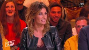 Caroline Ithurbide dans c'est Que de la Télé - 10/01/19 - 06