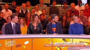 Caroline Ithurbide dans c'est Que de la Télé - 10/01/19 - 08