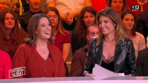 Caroline Ithurbide dans c'est Que de la Télé - 14/01/19 - 03