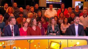 Caroline Ithurbide dans c'est Que de la Télé - 14/01/19 - 04