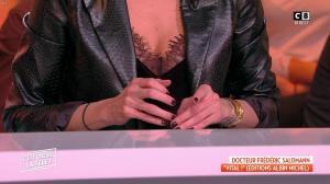 Caroline Ithurbide dans c'est Que de la Télé - 14/01/19 - 05