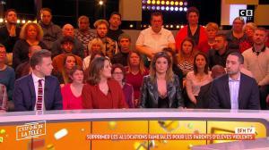 Caroline Ithurbide dans c'est Que de la Télé - 14/01/19 - 08