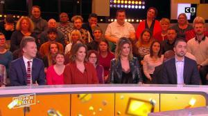 Caroline Ithurbide dans c'est Que de la Télé - 14/01/19 - 09