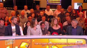 Caroline Ithurbide dans c'est Que de la Télé - 15/01/19 - 01