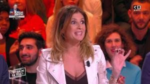 Caroline Ithurbide dans c'est Que de la Télé - 16/01/19 - 01