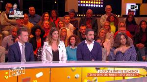 Caroline Ithurbide dans c'est Que de la Télé - 16/01/19 - 02