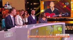 Caroline Ithurbide dans c'est Que de la Télé - 16/01/19 - 03
