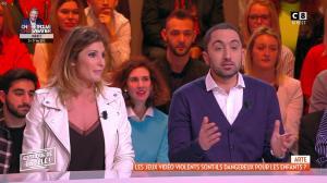 Caroline Ithurbide dans c'est Que de la Télé - 16/01/19 - 05