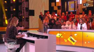 Caroline Ithurbide dans c'est Que de la Télé - 23/01/19 - 01