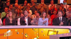Caroline Ithurbide dans c'est Que de la Télé - 23/01/19 - 02