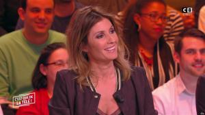Caroline Ithurbide dans c'est Que de la Télé - 23/01/19 - 03