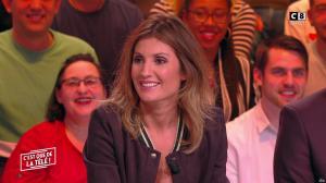 Caroline Ithurbide dans c'est Que de la Télé - 23/01/19 - 04