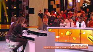 Caroline Ithurbide dans c'est Que de la Télé - 23/01/19 - 08