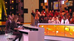 Caroline Ithurbide dans c'est Que de la Télé - 23/01/19 - 10