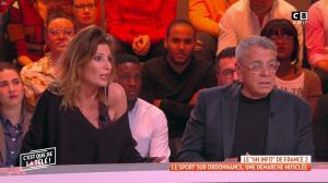 Caroline Ithurbide dans c'est Que de la Télé - 31/01/19 - 02