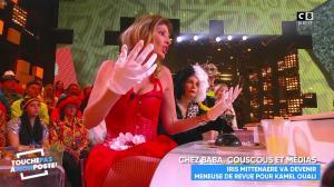 Caroline Ithurbide dans Touche pas à mon Poste - 05/03/19 - 08