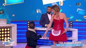 Caroline Ithurbide dans Touche pas à mon Poste - 05/03/19 - 10