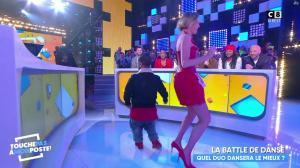 Caroline Ithurbide dans Touche pas à mon Poste - 05/03/19 - 11