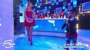 Caroline Ithurbide dans Touche pas à mon Poste - 05/03/19 - 13