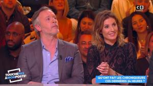 Caroline Ithurbide dans Touche pas à mon Poste - 29/01/19 - 02