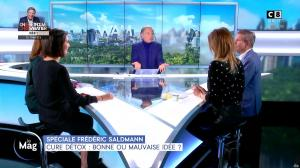 Caroline Ithurbide dans William à Midi - 16/01/19 - 05