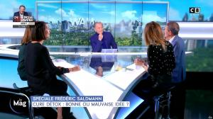 Caroline Ithurbide dans William à Midi - 16/01/19 - 06