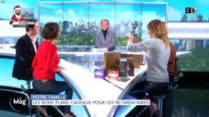 Caroline Ithurbide dans William à Midi - 19/12/18 - 10