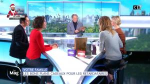 Caroline Ithurbide dans William à Midi - 19/12/18 - 12