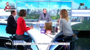 Caroline Ithurbide dans William à Midi - 19/12/18 - 16