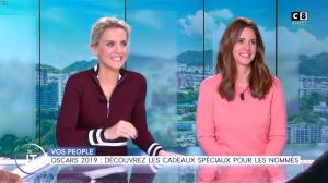 Caroline Munoz dans William à Midi - 22/02/19 - 06