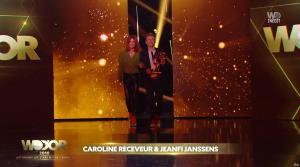 Caroline Receveur lors des W9 d'Or - 20/12/18 - 01