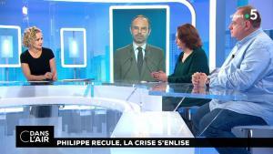 Caroline Roux dans C dans l'Air - 04/12/18 - 01