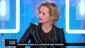 Caroline Roux dans C dans l'Air - 15/01/19 - 02