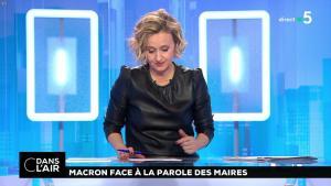 Caroline Roux dans C dans l'Air - 15/01/19 - 07