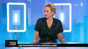 Caroline Roux dans C dans l'Air - 19/12/18 - 01