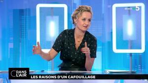 Caroline Roux dans C dans l'Air - 19/12/18 - 04