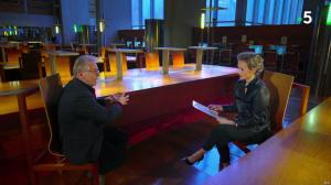 Caroline Roux dans C dans l'Air Special - 19/03/19 - 14
