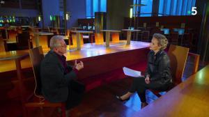 Caroline Roux dans C dans l'Air Special - 19/03/19 - 16