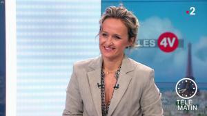 Caroline Roux dans les 4 Vérités - 06/05/19 - 04