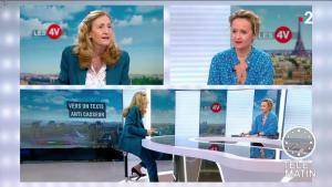 Caroline Roux dans les 4 Vérités - 14/01/19 - 04
