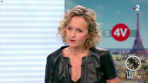 Caroline Roux dans les 4 Vérités - 14/11/18 - 02