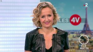 Caroline Roux dans les 4 Vérités - 14/11/18 - 08