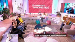 Christèle Albaret dans Ça Commence Aujourd'hui - 01/05/19 - 04